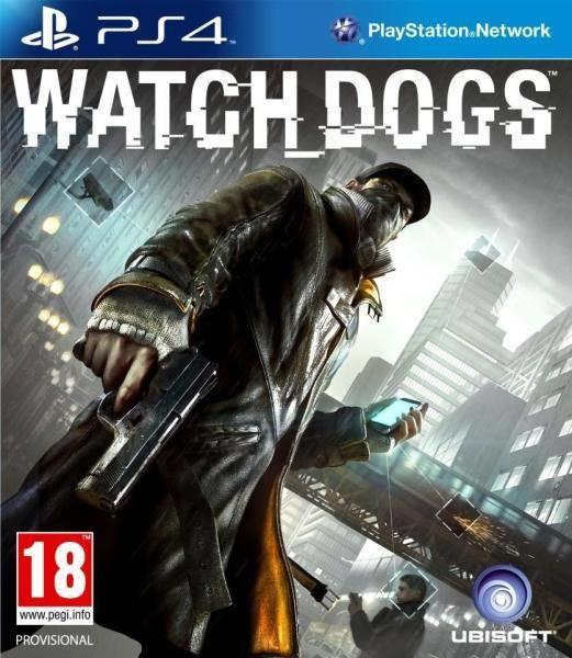 Watch Dogs /ÚJ/