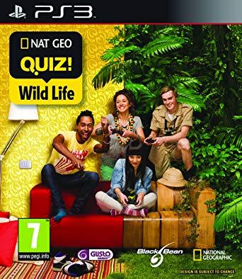 Nat Geo Quiz Wild Life