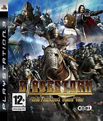 Bladestorn The Hundred Years' War