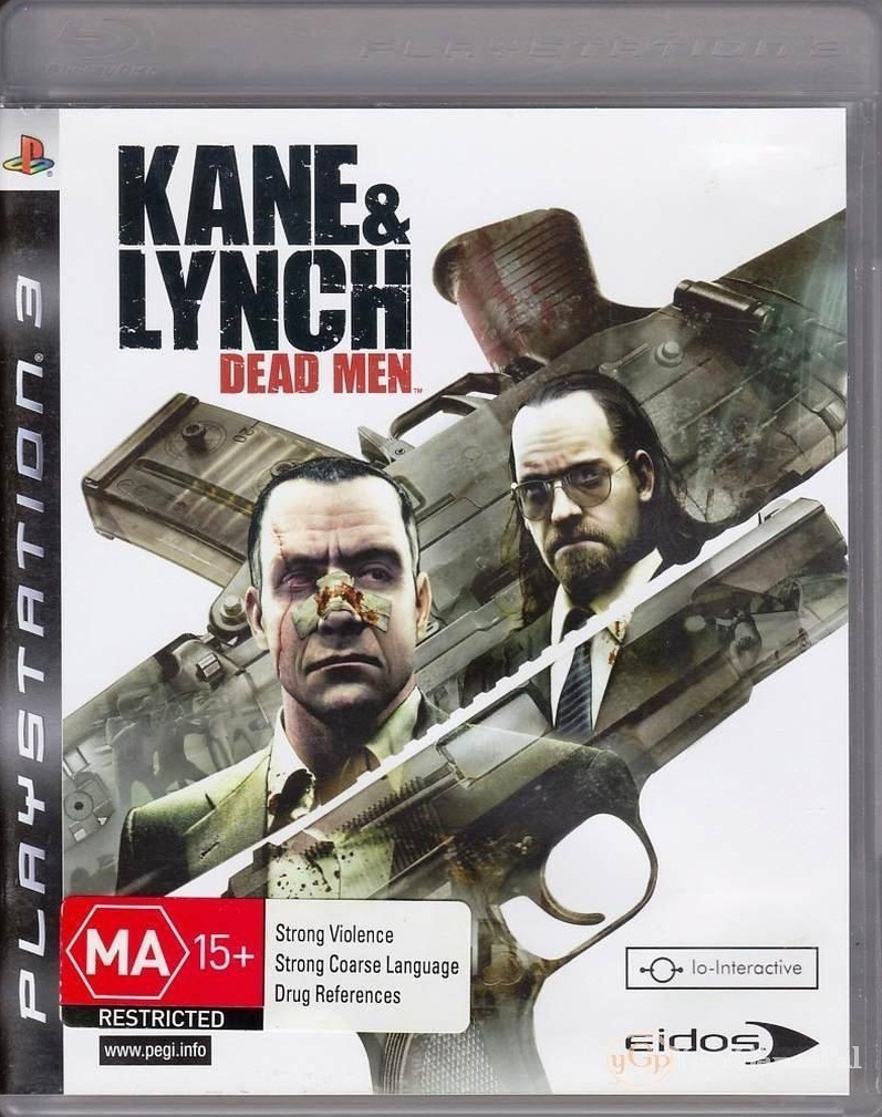 Kane &Lynch Dead Men