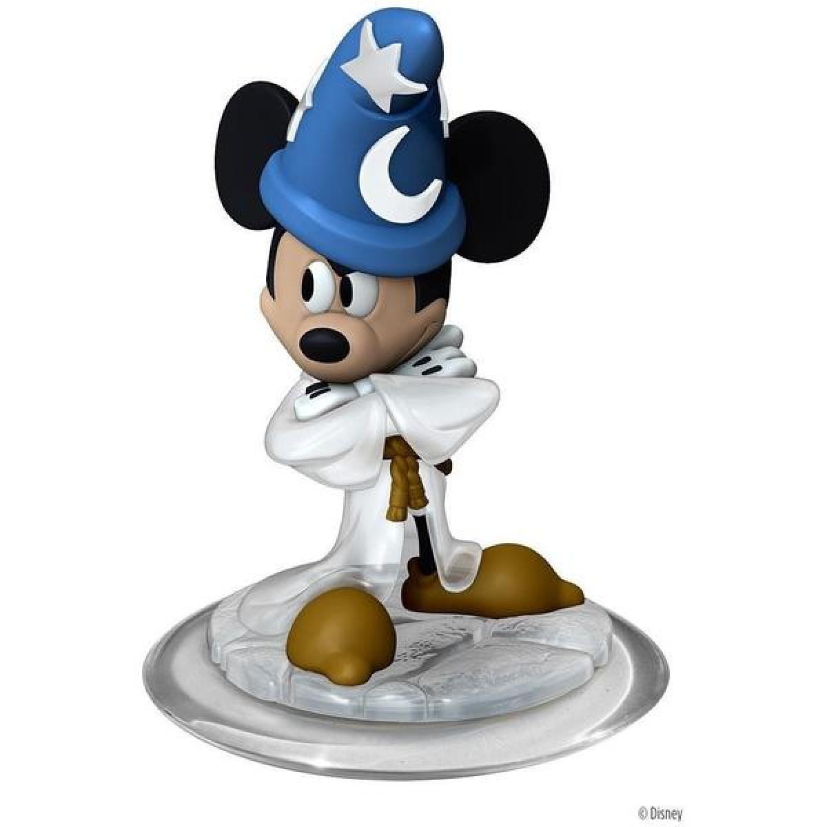 Disney Infinity 1.0  Crystal Sorcerer's Apprentice Mickey játékfigura