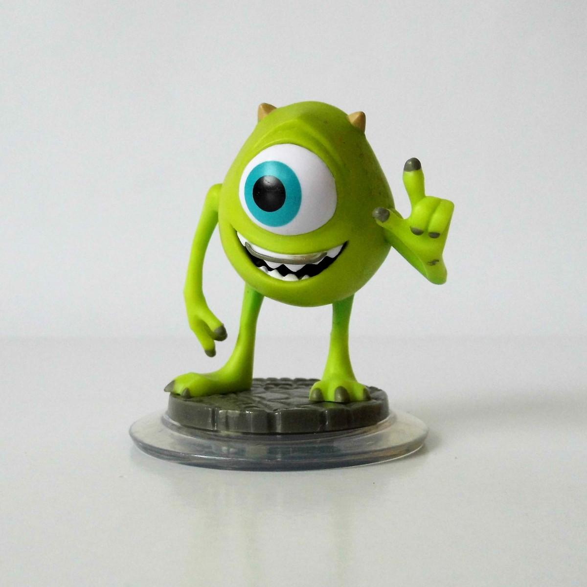 Disney Infinity 1.0 - Mike Wazowski játékfigura