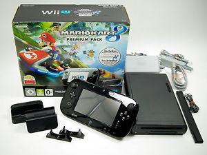 Nintendo Wii U Dobozos