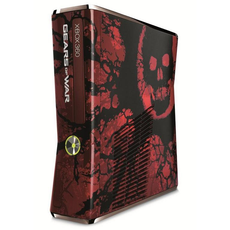 XBOX 360 S 320GB Gears Of War Limited Edition