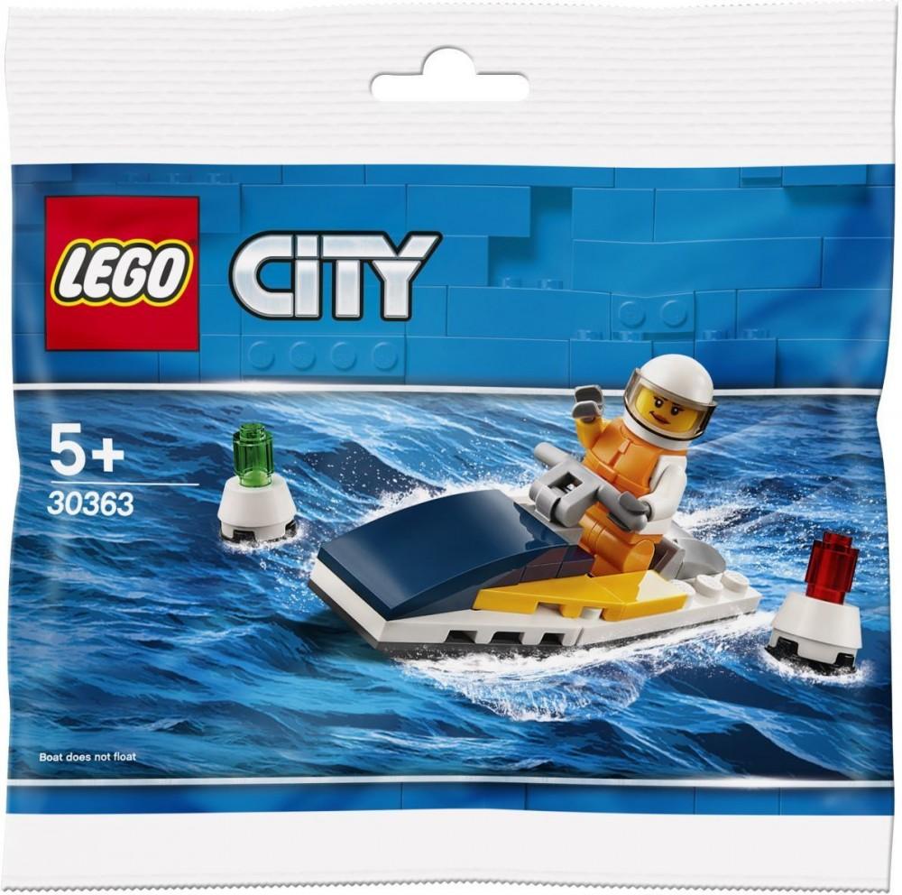 LEGO CITY 30363 Jet-Ski /ÚJ/
