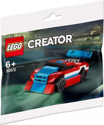 LEGO CREATOR 30572 Versenyautó /ÚJ/