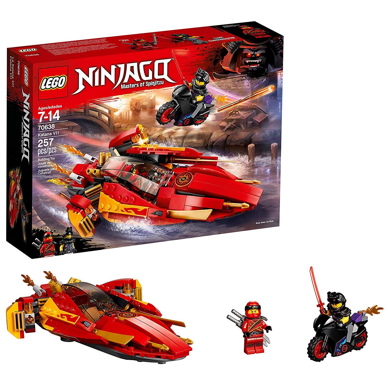 LEGO NINJAGO 70638 KATANA V11 /ÚJ/