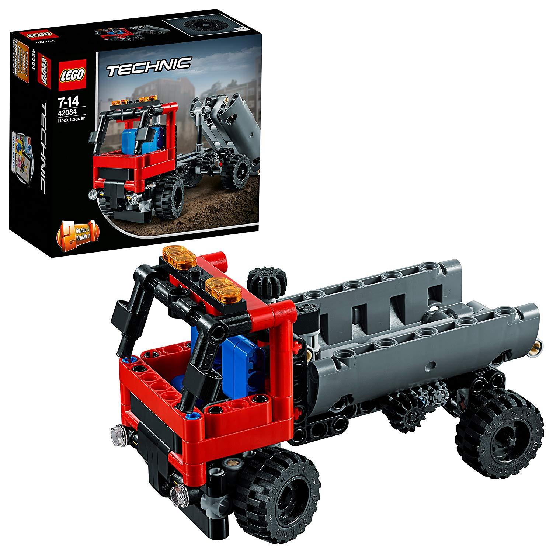 LEGO Technic 42084 Kampós rakodó