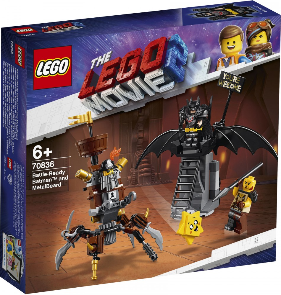 The LEGO Movie 2 70836 /ÚJ/