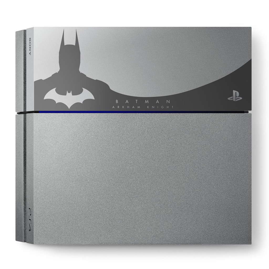 PS4 500GB Batman