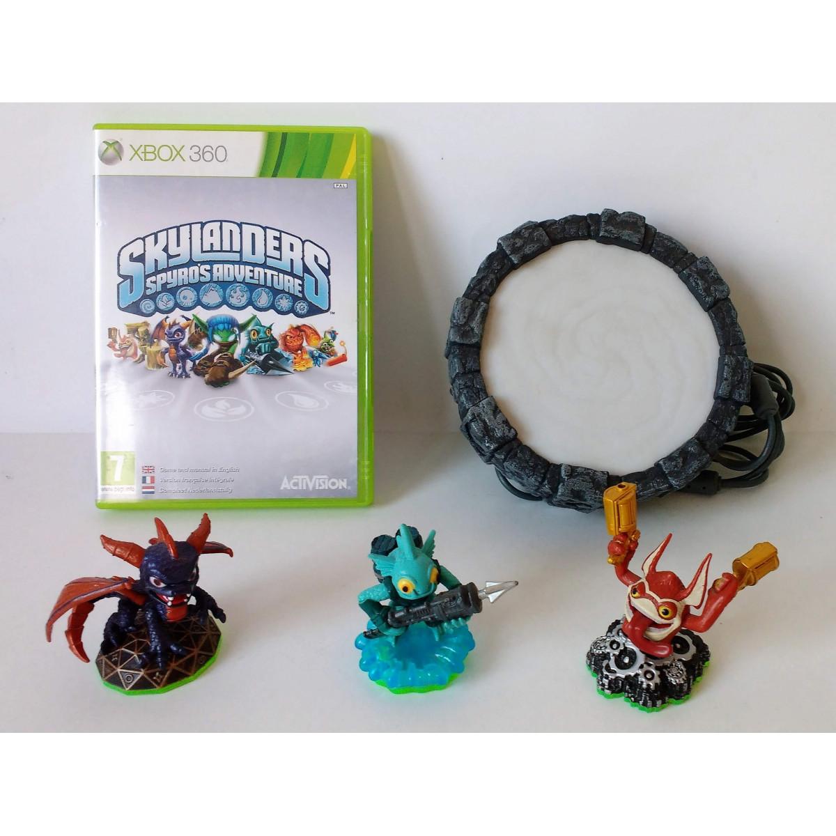 Skylanders Spyro's Adventure - Xbox 360 kezdőcsomag