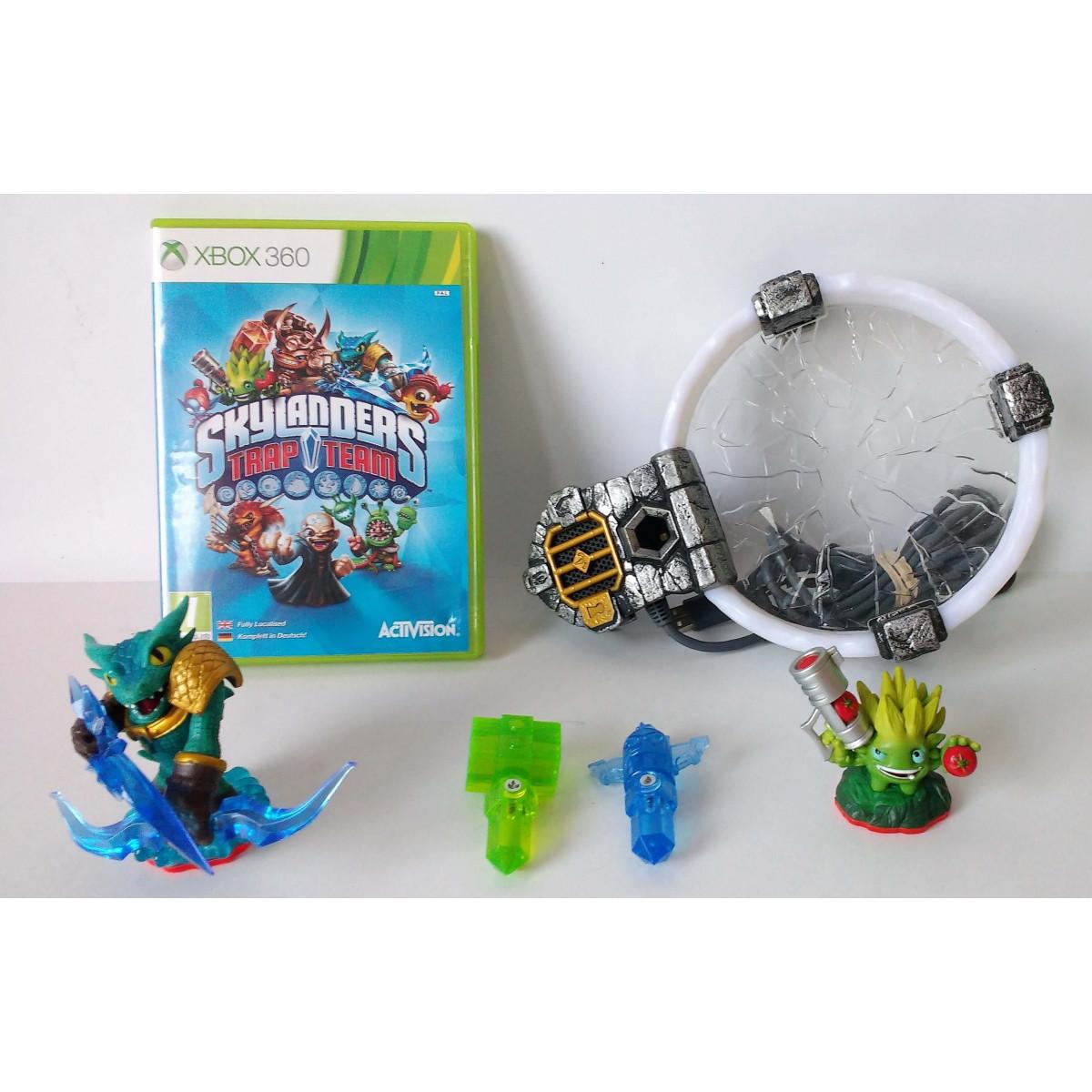 Skylanders Trap Team - Xbox 360 kezdőcsomag /Dobozos/