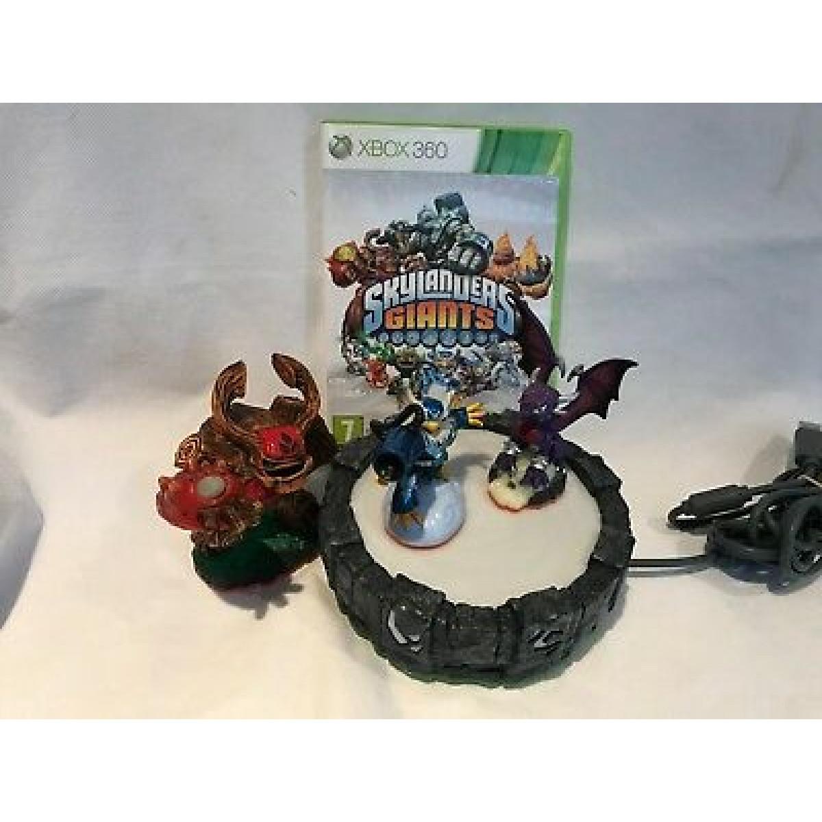 Skylanders Giants - Xbox 360 kezdőcsomag