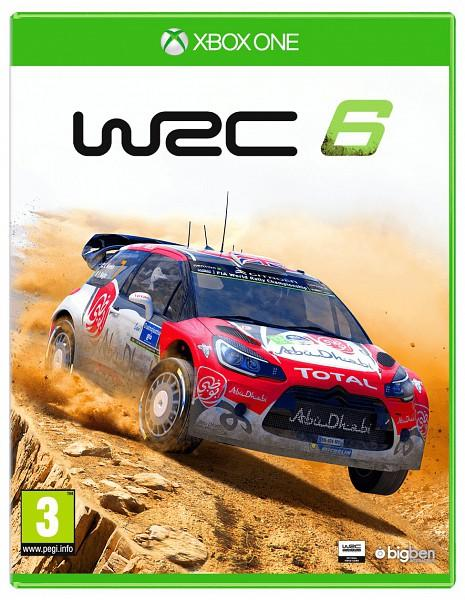 World Rally Championship 6 (WRC 6)