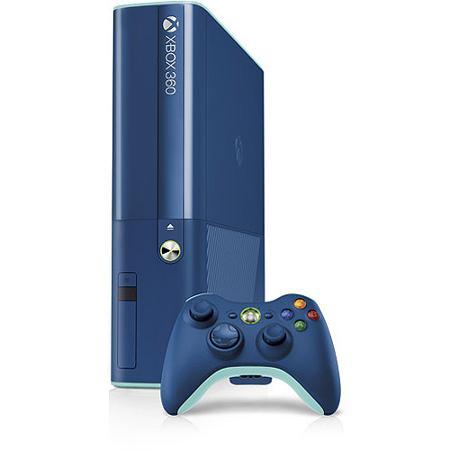 Xbox 360 E 500GB Limitált kék