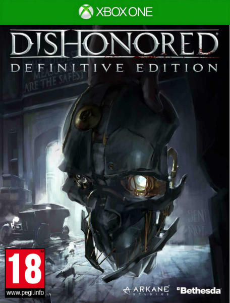 Dishonored Definitive Edition /ÚJ/