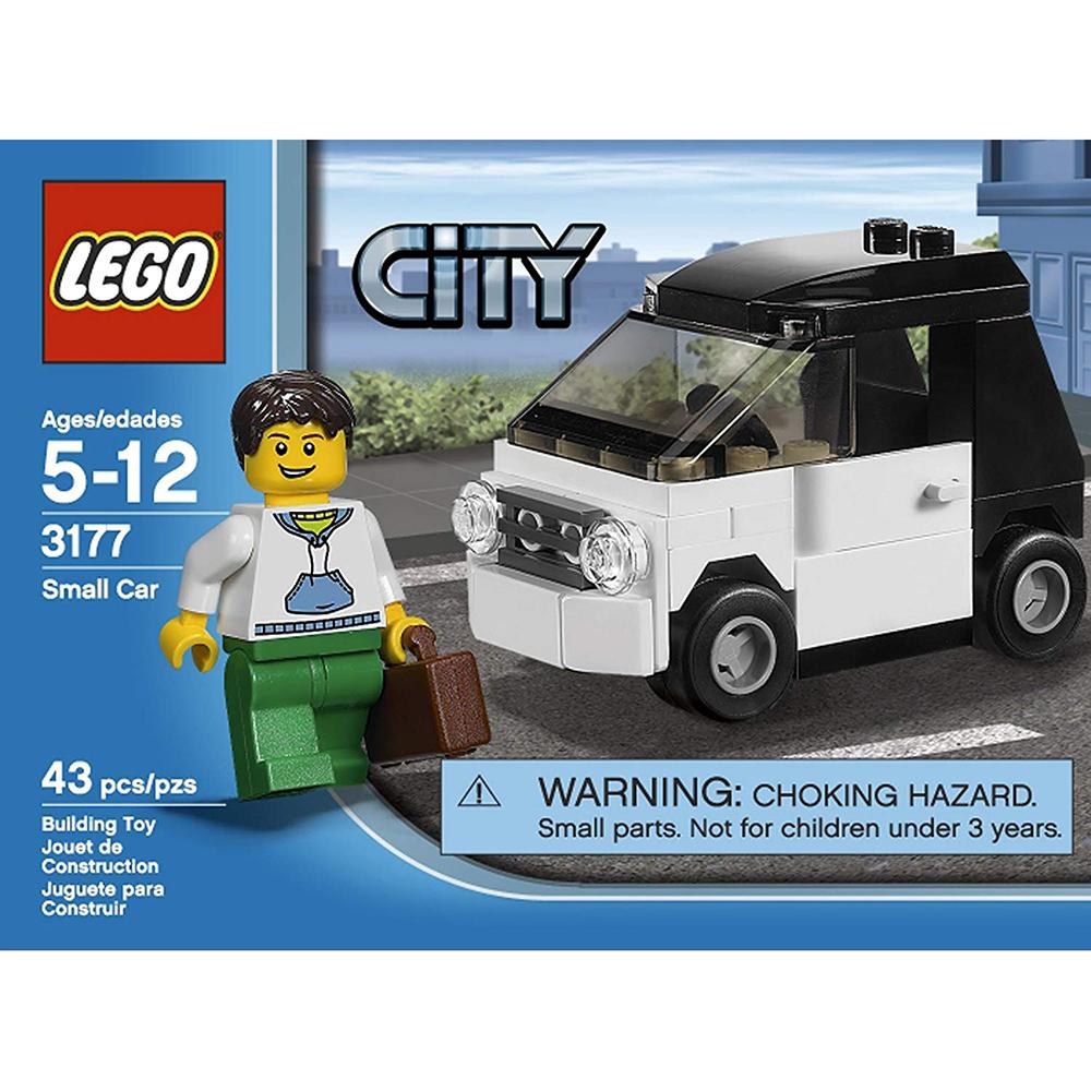 LEGO 3177 - Kisautó - Small Car