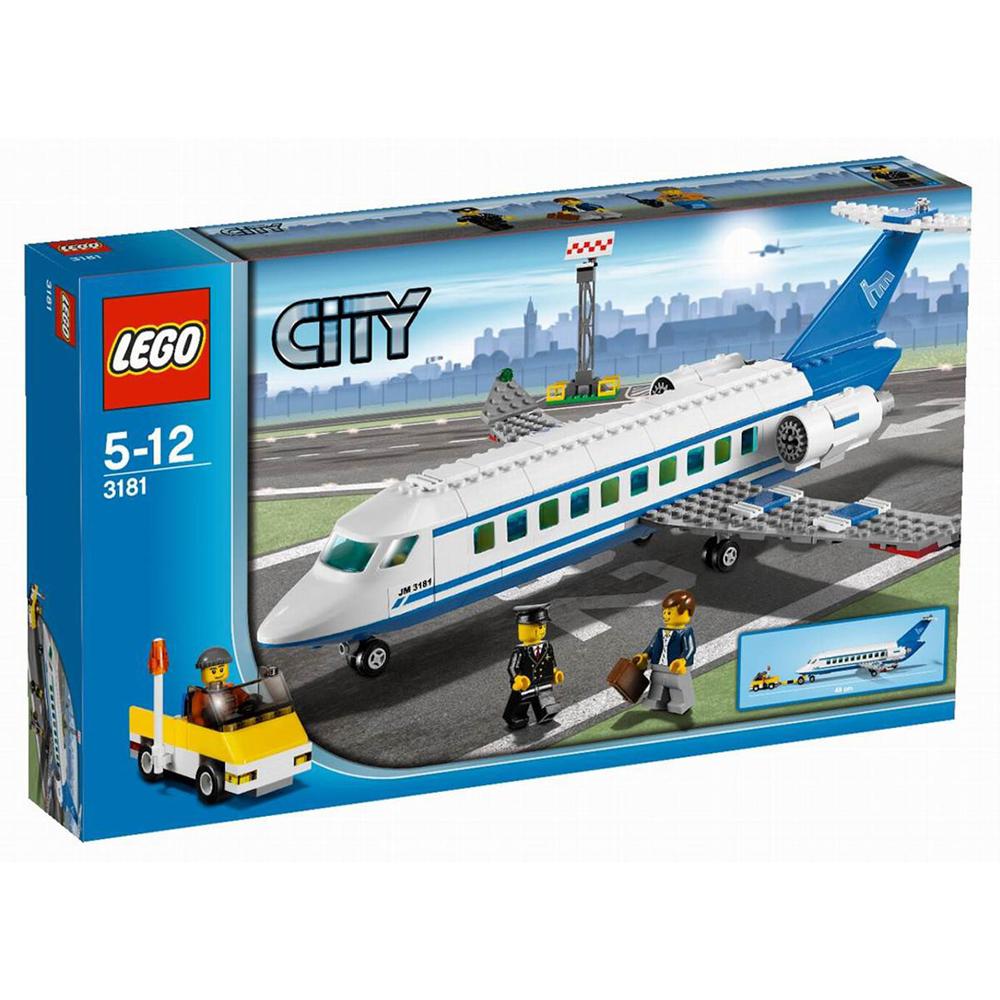 LEGO 3181 - Utasszállító repülő - Passenger Plane