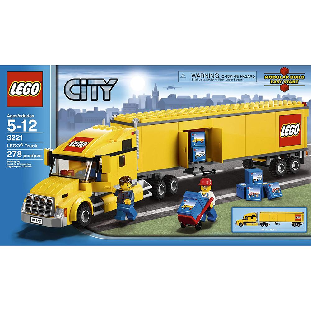 LEGO 3221 - Kamion - Lego Truck