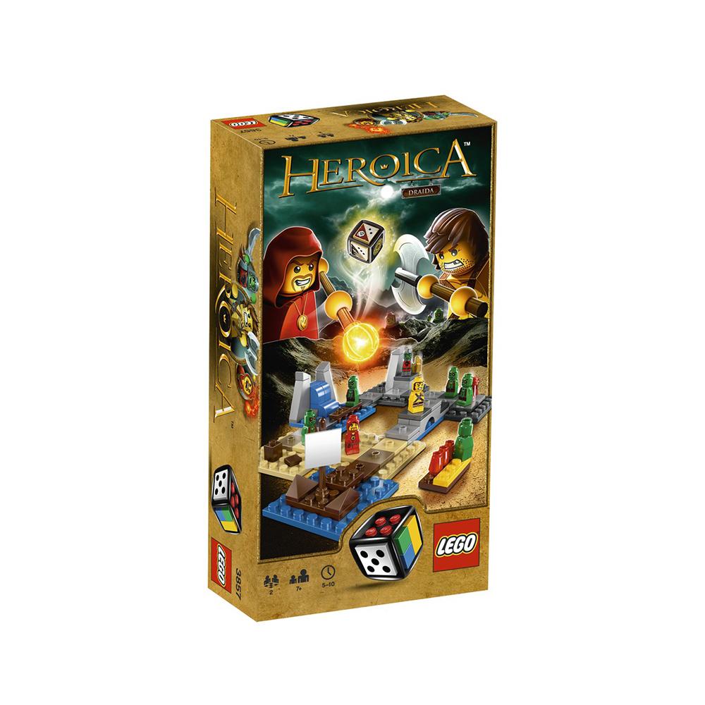 LEGO 3857 - Heroica Draida-öböl társasjáték - Draida Bay