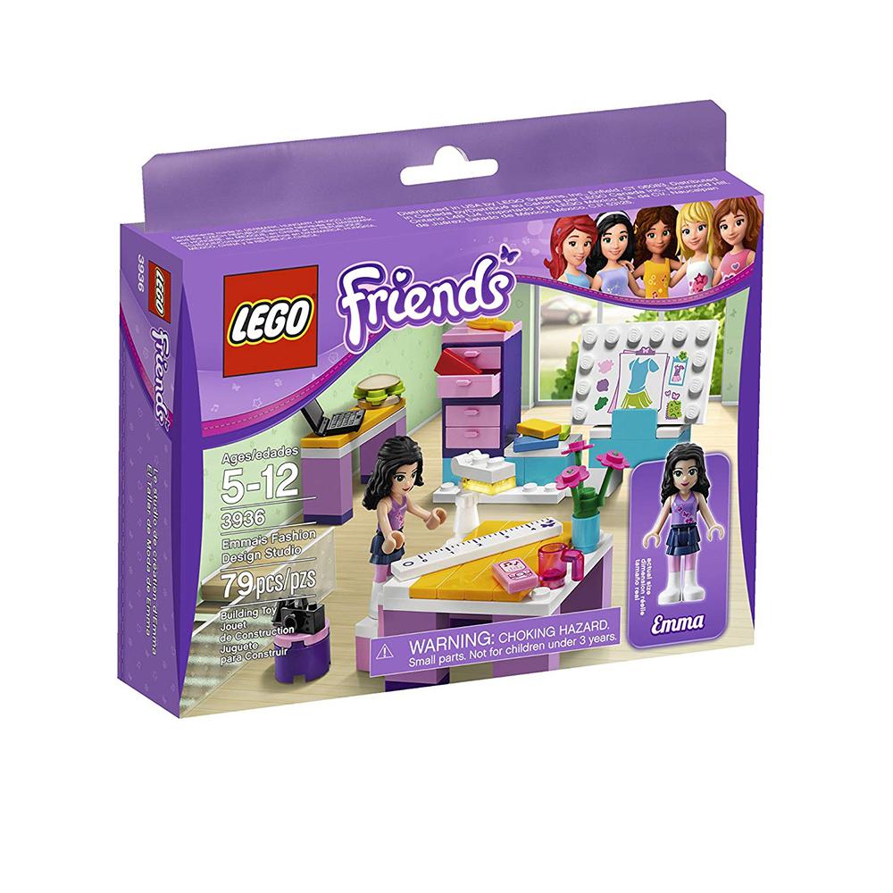 LEGO 3936 -  Emma tervezőirodája - Emma's Fashion Design Studio