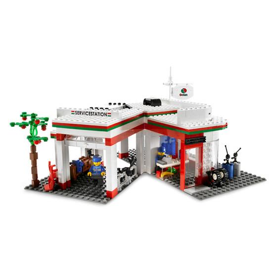 LEGO 10184 - Town Plan - A LEGO kocka 50. évfordulójára