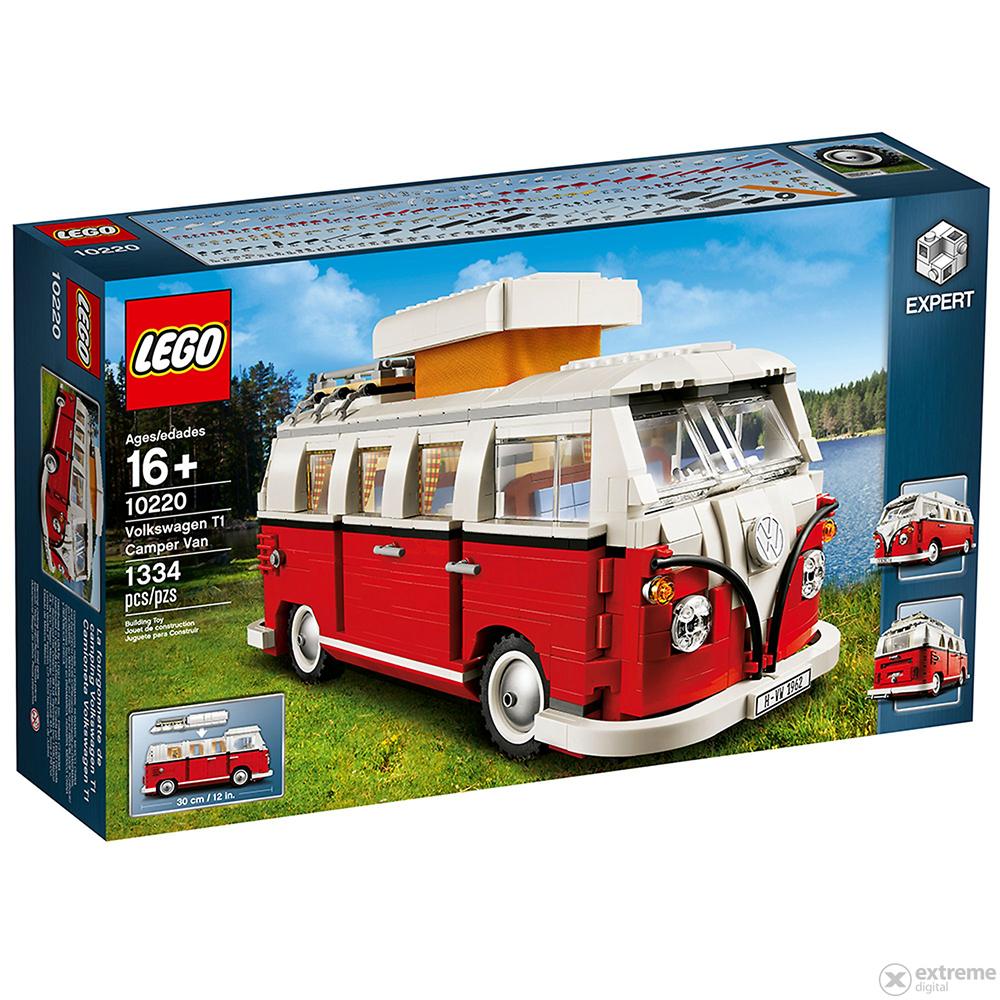 LEGO 10220 - Volkswagen T1 lakóautó -Volkswagen T1 Camper Van