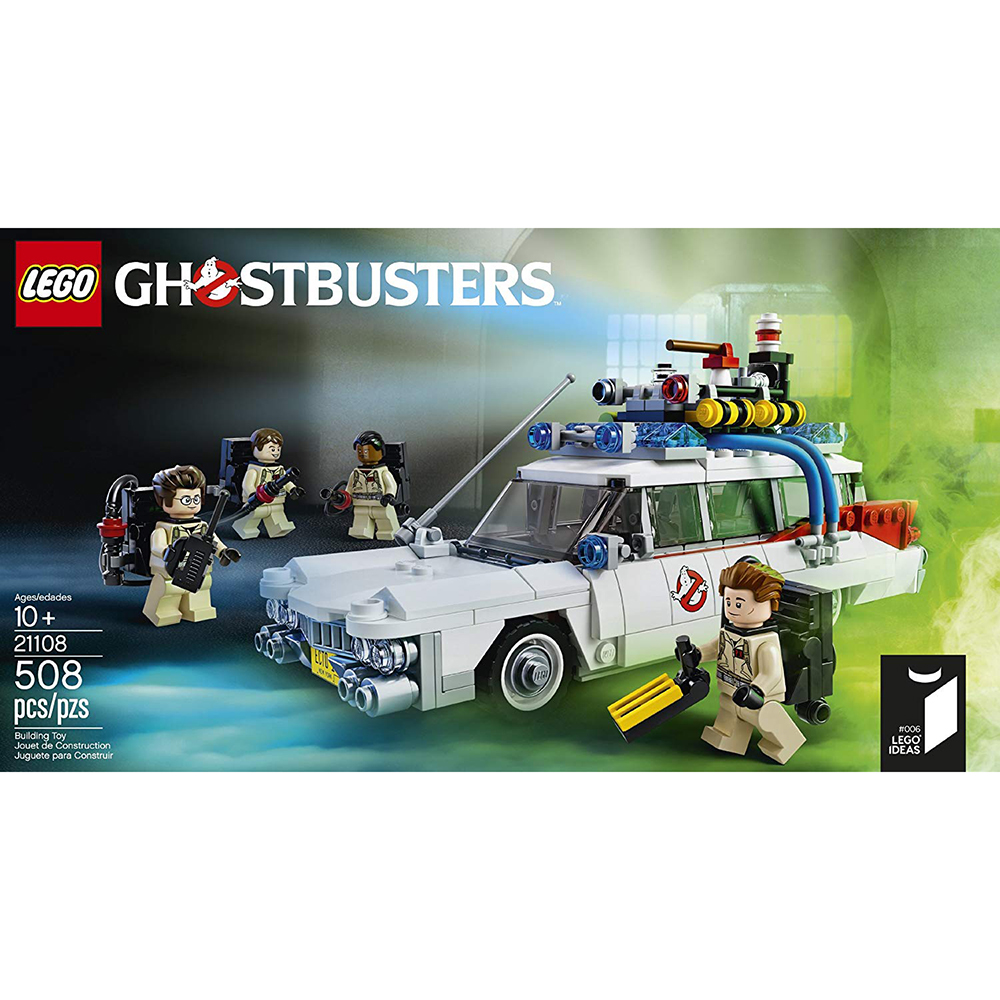 LEGO 21108 - Szellemirtók Ecto-1 - Ghostbusters Ecto-1