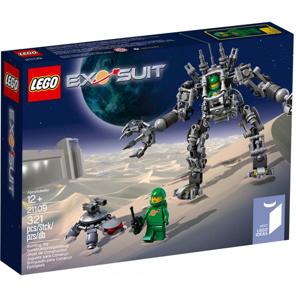 LEGO 21109 - Exo Suit