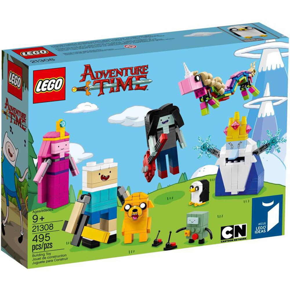 LEGO 21308 - Kalandra fel - Adventure Time