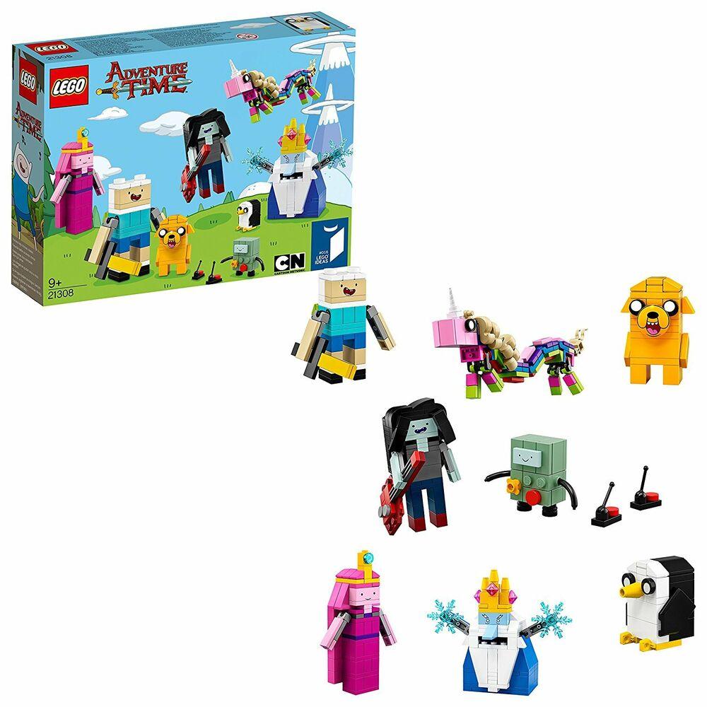 LEGO 21308 - Kalandra fel - Adventure Time
