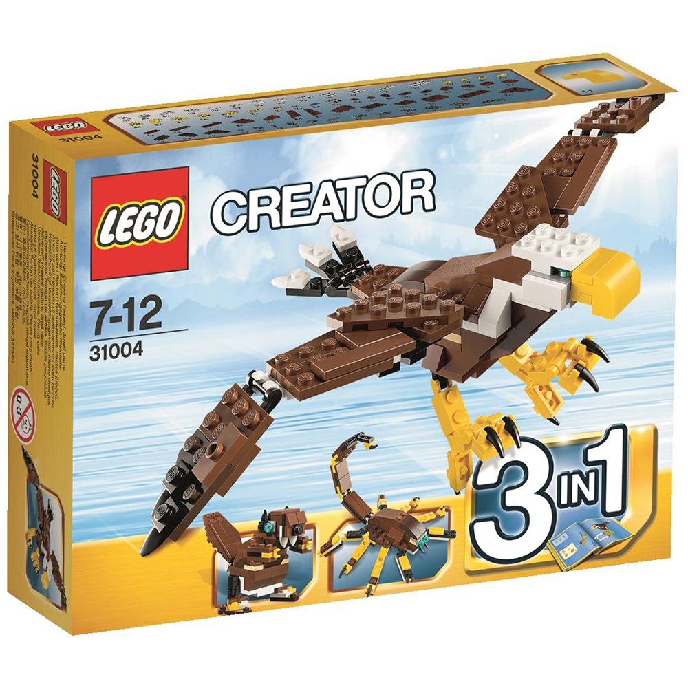 LEGO 31004 - Vad repülő - Fierce Flyer