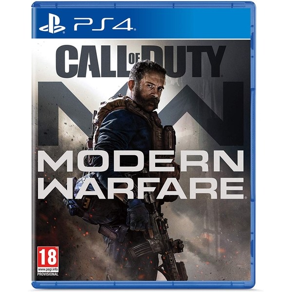 Call of Duty: Modern Warfare (2019) /csak lemez/