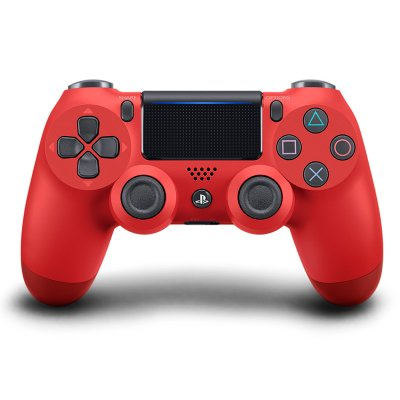 PlayStation 4 (PS4) Dualshock 4 Kontroller (piros)