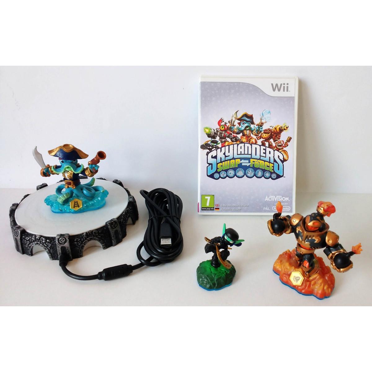Skylanders Swap Force - Wii kezdőcsomag