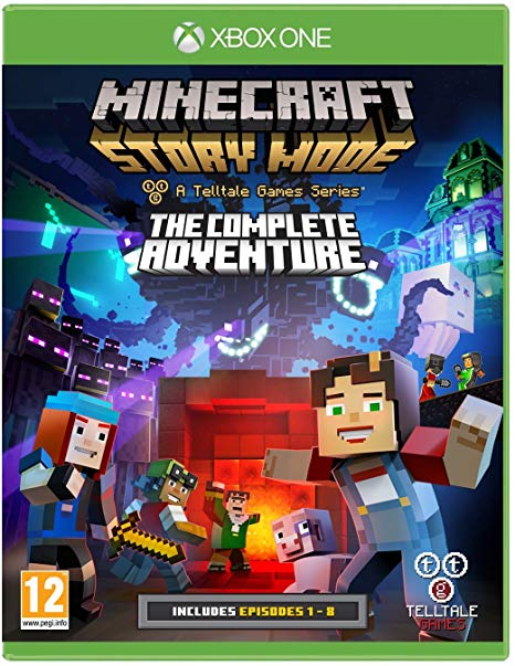 Minecraft Story Mode: The Complete Adventure