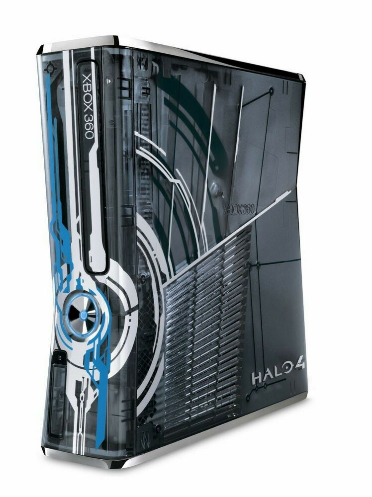 Xbox 360 S Halo 4 Limited Edition 320GB