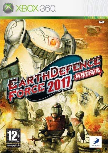 Earth Defense Force 2017 /csak lemez/