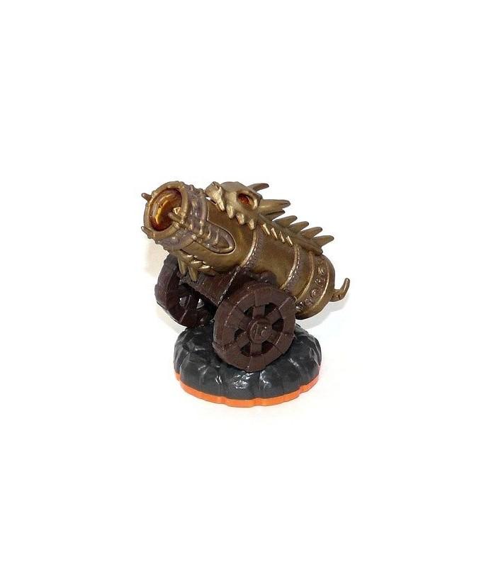 Skylanders Giants -Golden Dragonfire Cannon