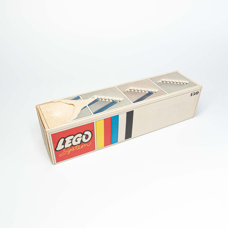 LEGO 150 - Egyenes pálya - Straight Track