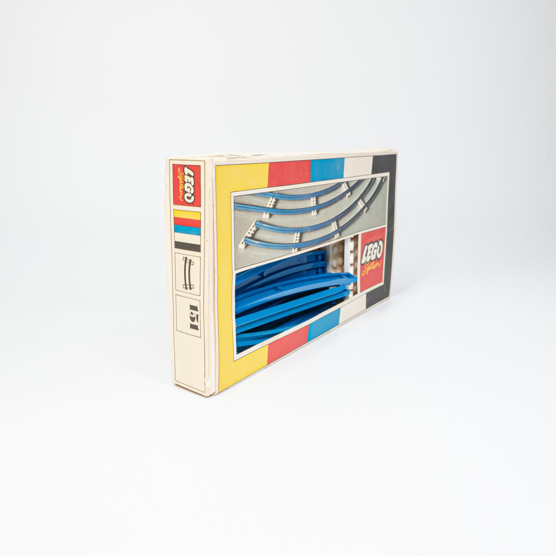 LEGO 151 - Ívelt pálya - Curved Track