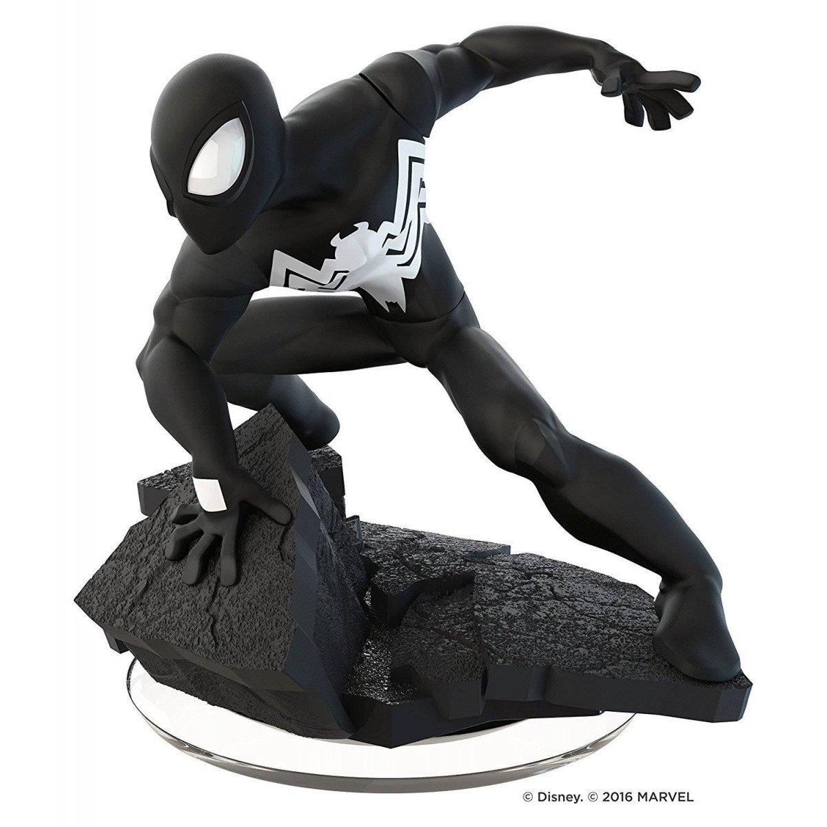 Disney Infinity 2.0 - Black Suit Spider-Man játékfigura