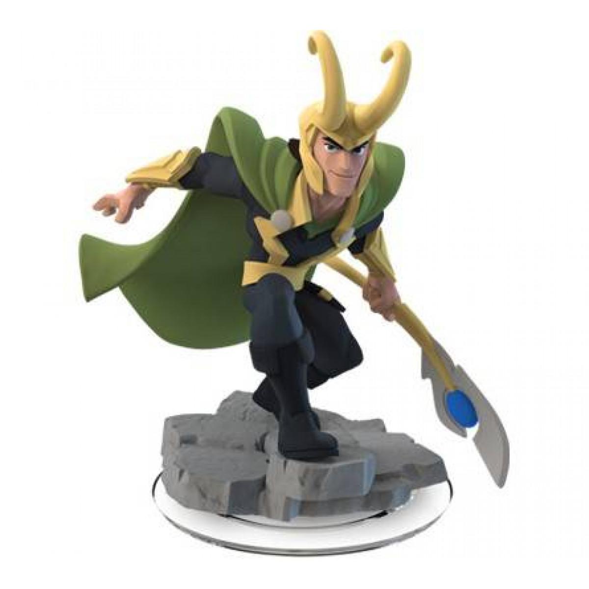Disney Infinity 2.0 - Loki játékfigura