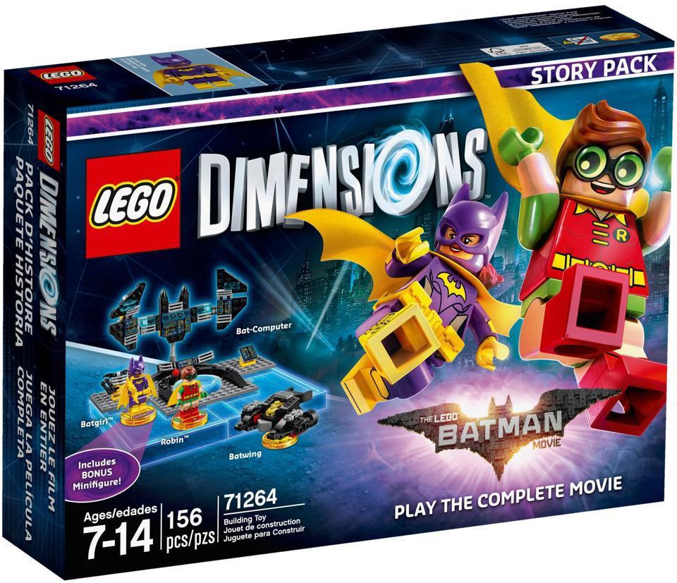 LEGO  Dimensions 71264 ÚJ