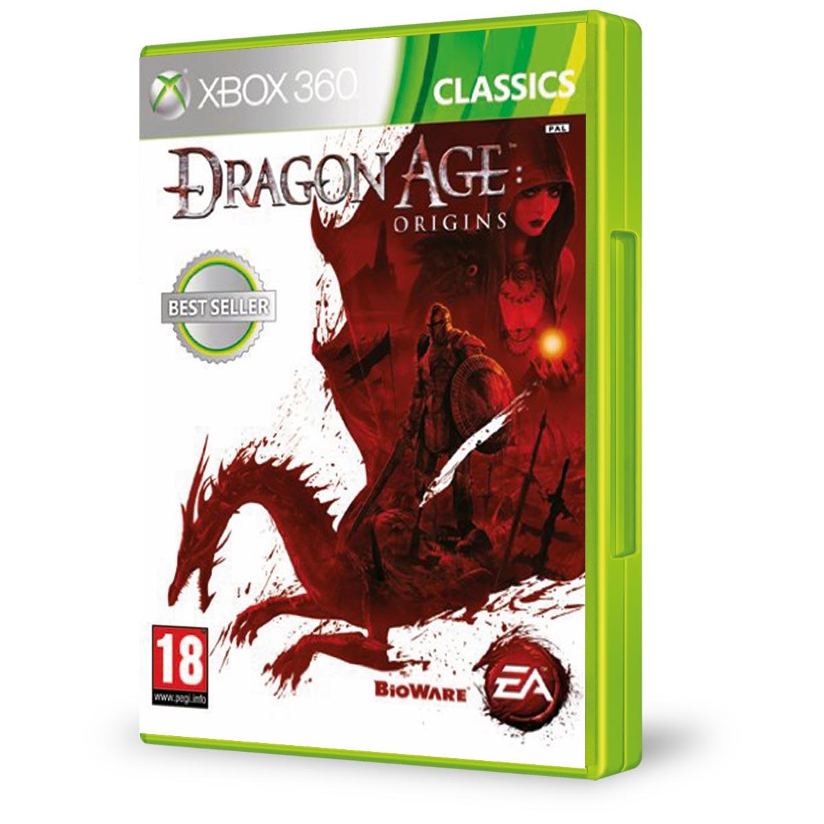 Dragon Age Origins Awakening /csak lemez/