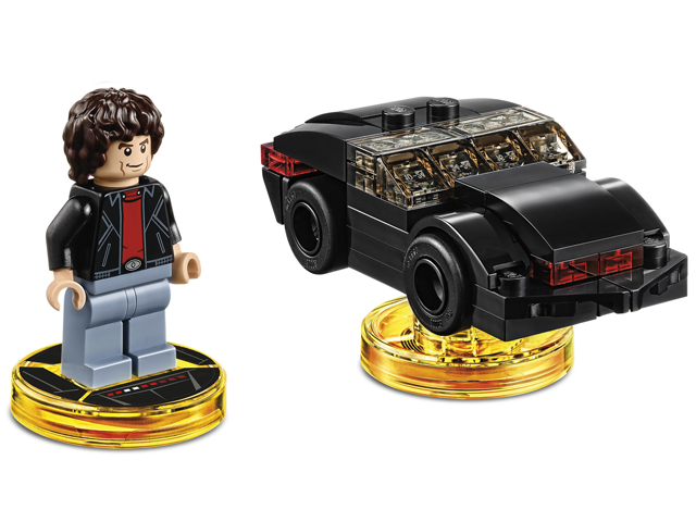 LEGO  Dimensions 71286 Knight Rider