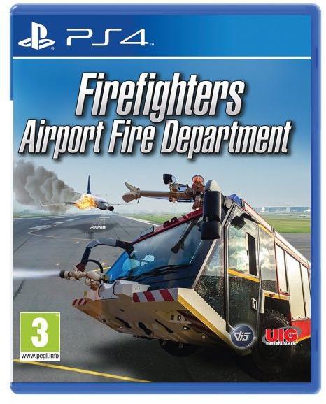 Firefighters Airport Fire Departtment