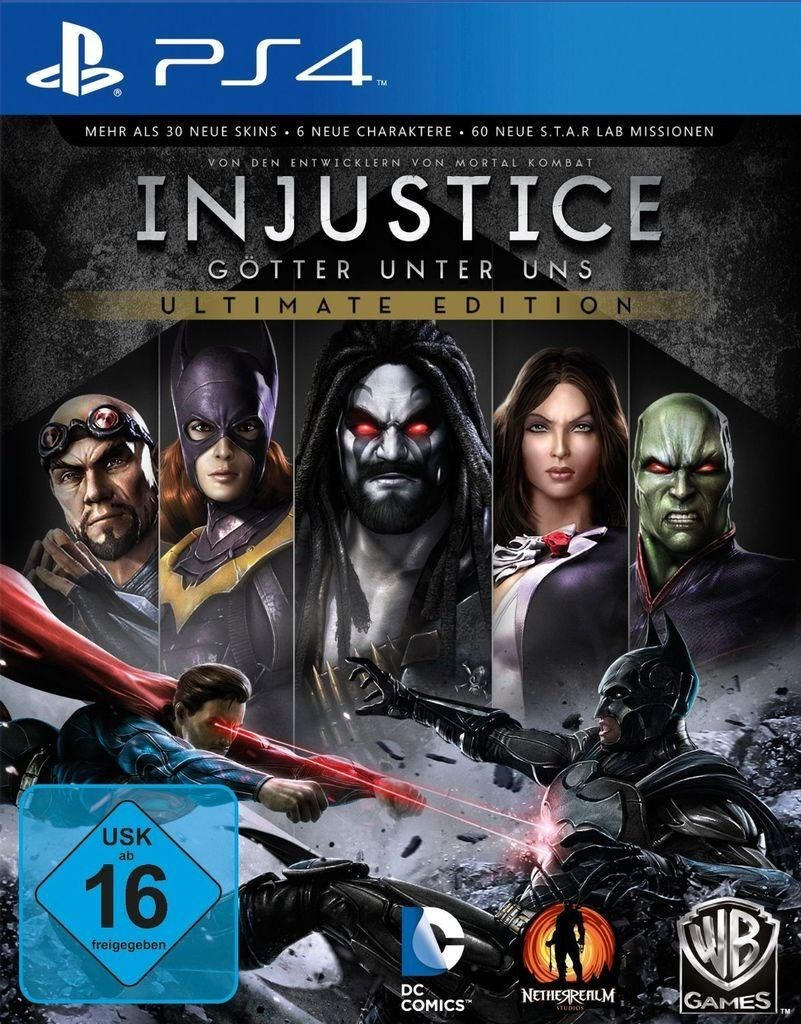 Injustice Gotter Unter Uns