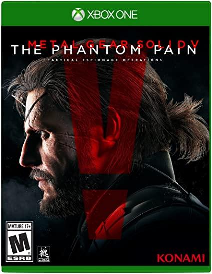 Metal Gear Solid V (5) The Phantom Pain