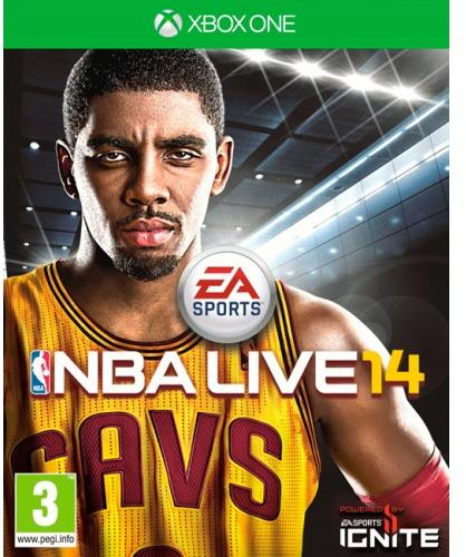 NBA Live 14 /ÚJ/